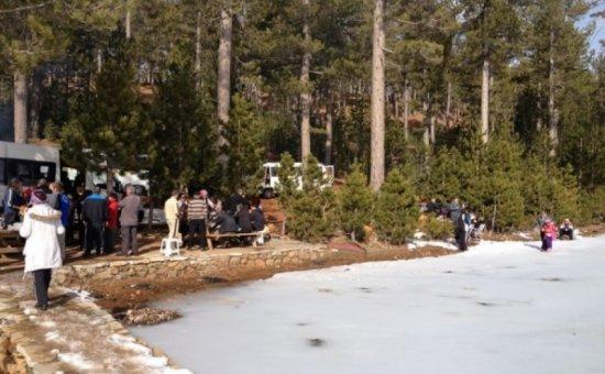 Gökçeova Gölü Turu